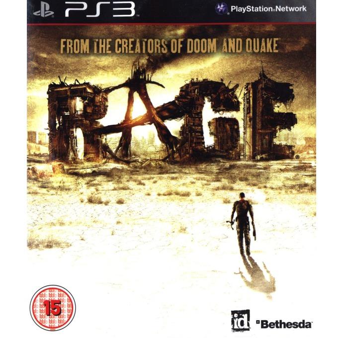 Игра за конзола Rage, за PS3 image