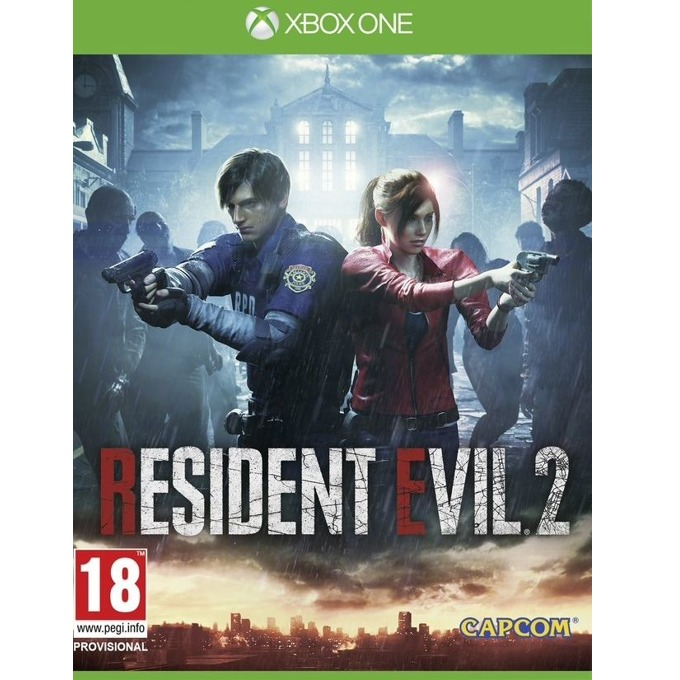Resident Evil 2 Remake, за Xbox One image