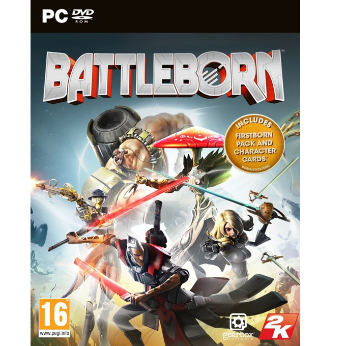 Игра Battleborn, за PC image