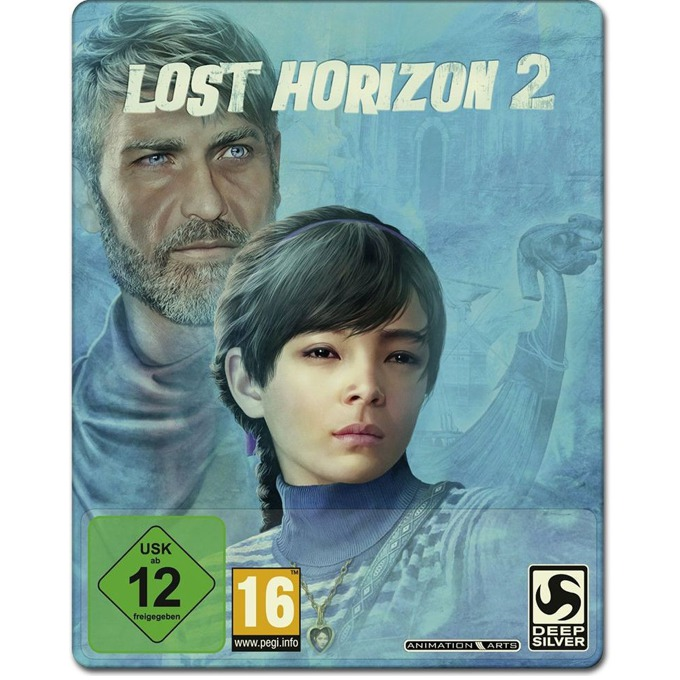 Lost Horizon 2 Steelbook Edition, за PC image