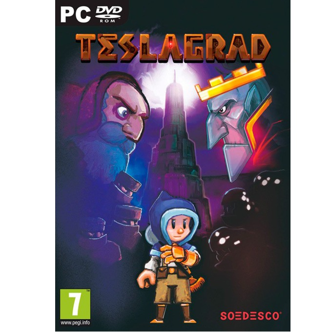 Игра Teslagrad, за PC image
