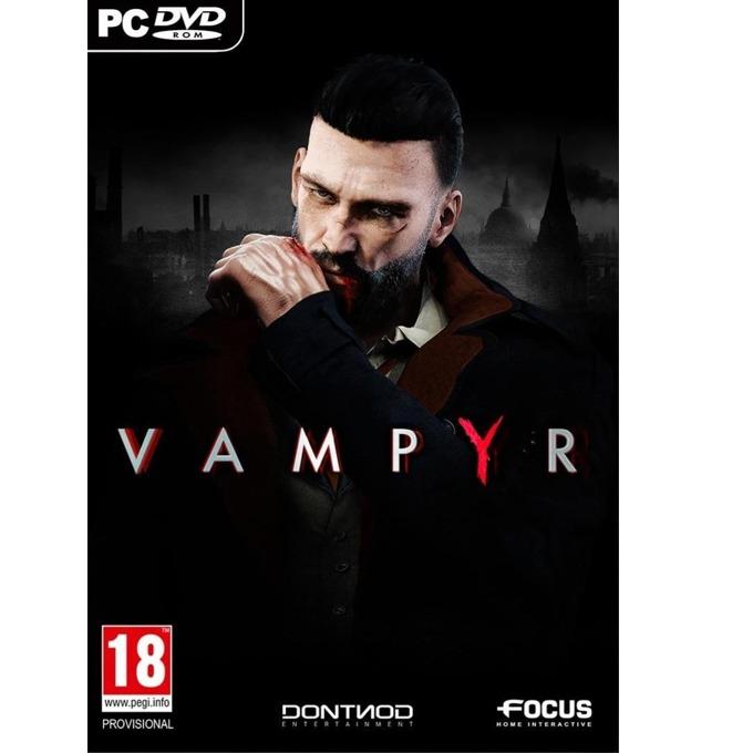 Игра Vampyr, за PC image