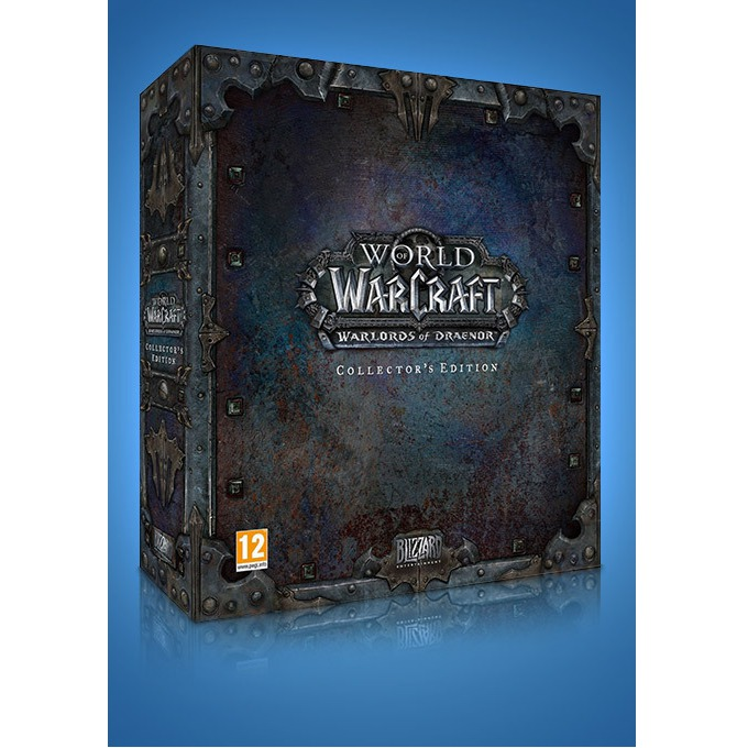Игра World of WarCraft: Warlords of Draenor Collectors Edition, за PC image