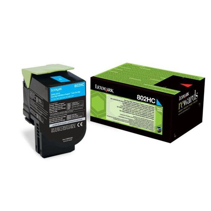 Laser Toner Lexmark CX410de / CX410dte / CX410e /