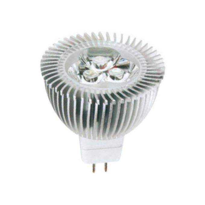 LED крушка, ORAX MR16-3X1-NW-CH, 4W image