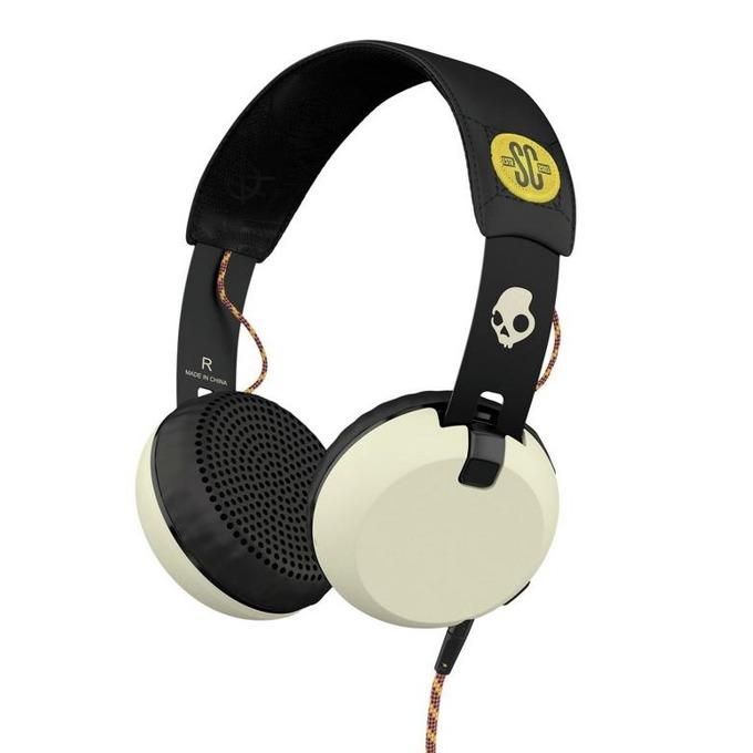 Слушалки Skullcandy Grind Headphones ATG, дизайнерски, микрофон image