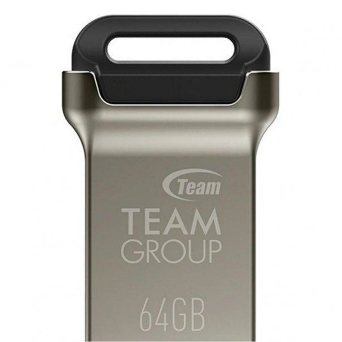 Памет 64GB USB Flash Drive, Team Group C162, USB 3.0, златна image
