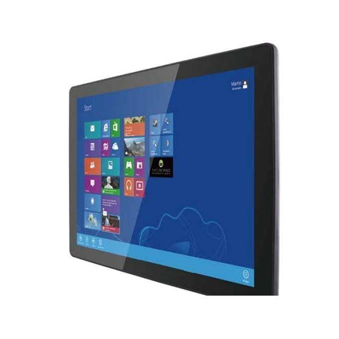 "All in One компютър Winmate R15IB3S-PTC3, четириядрен Intel Celeron N2930 1.83/2.16 GHz, 15"" (38.1 cm) XGA LED Capacitive Multi Touch Display, 2GB DDR3L, 64GB SSD, USB, Windows image"