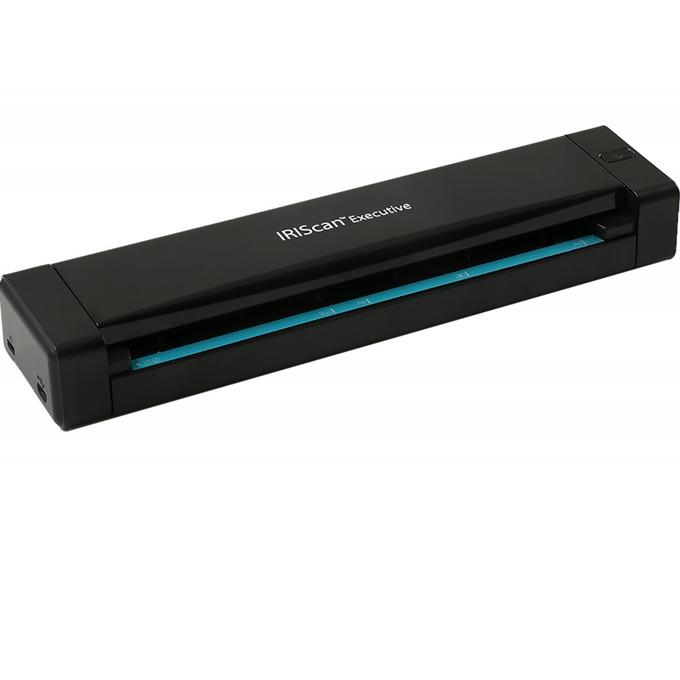 Преносим скенер IRIS IRIScan Executive 4, 600 x 600 dpi, A4, двустранно сканиране, USB image