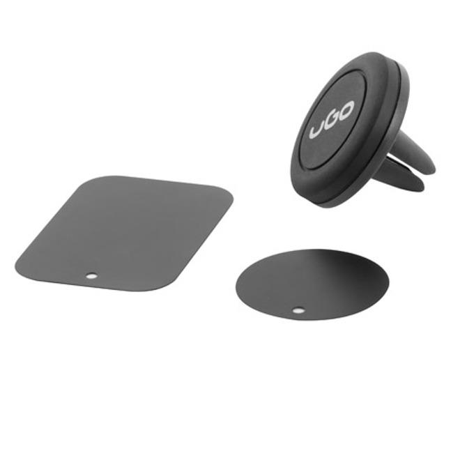 Стойка за телефон за кола uGo USM-1082, черна image