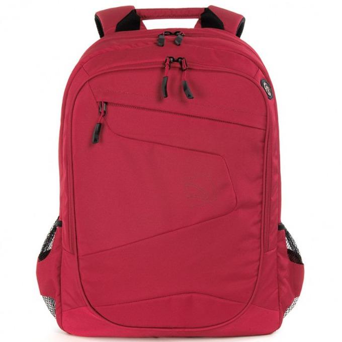 """Раница за лаптоп TUCANO Lato, 15.6-17""""(39.62-43.18cm), червена image"""