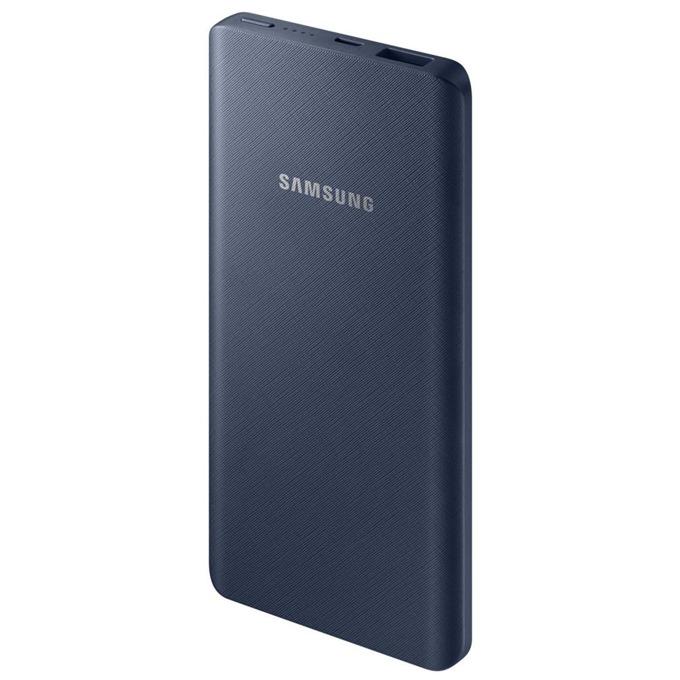 Външна батерия/power bank Samsung External Battery Pack, 5000mAh, тънмно-син, USB type-C image