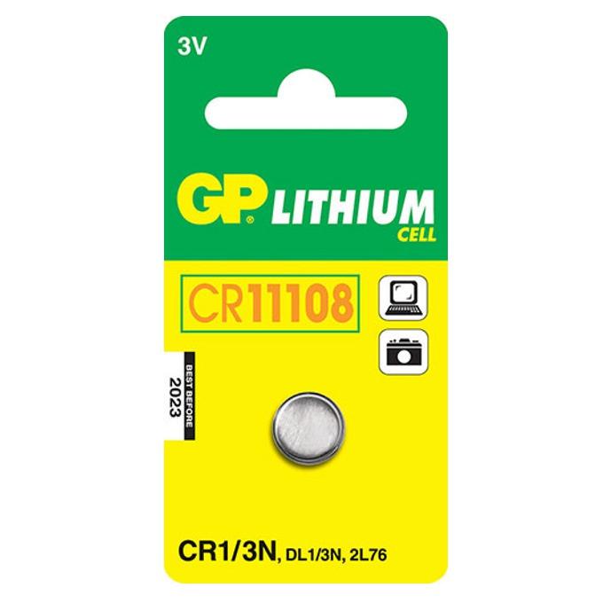 Батерия литиева GP CR13N, 3V, 1 бр. image
