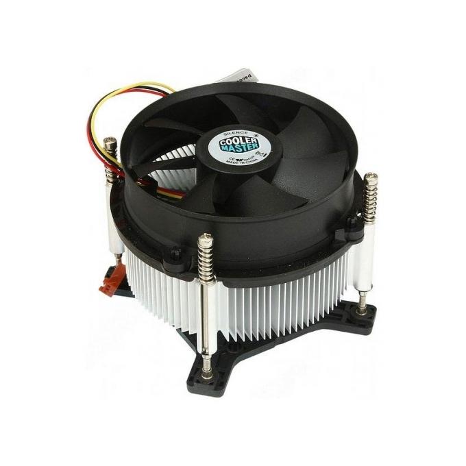 Cooler Master DP6-9HDSA-0L-GP, LGA1156/1155 image