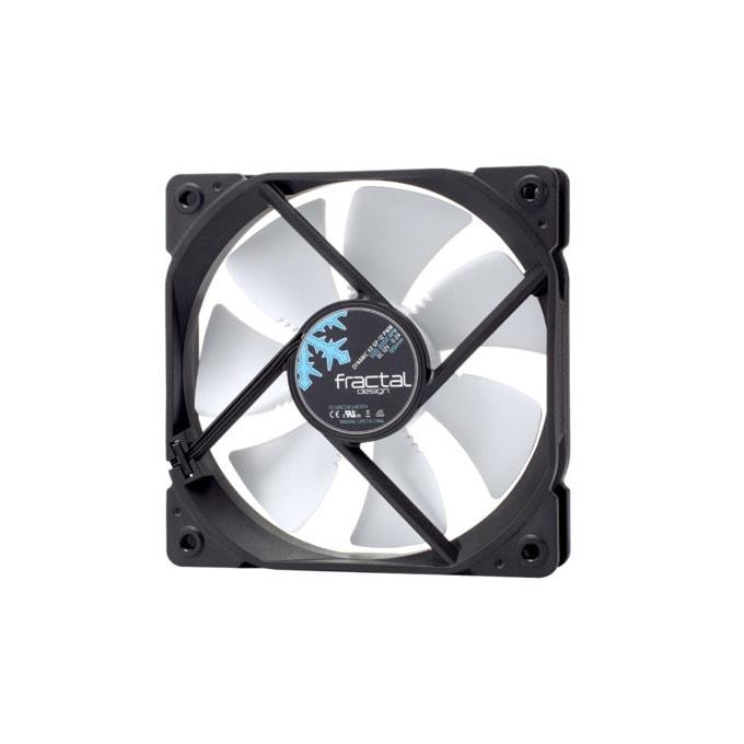 Вентилатор 120mm Fractal Design Dynamic X2 GP-12 PWM White, 4-pin, 1800 rpm image
