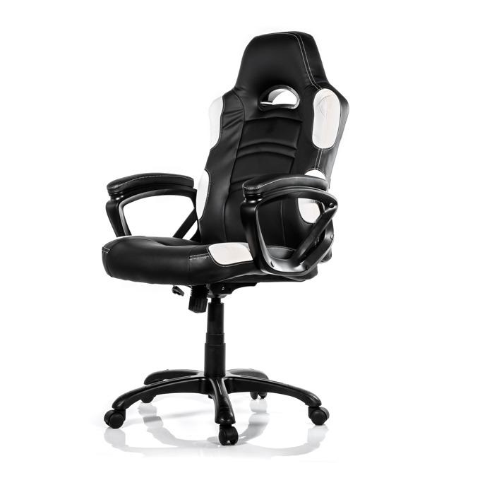 Arozzi Enzo Gaming Chair White