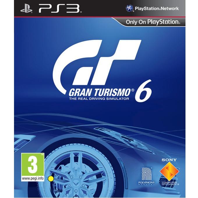 Gran Turismo 6, за PlayStation 3 image