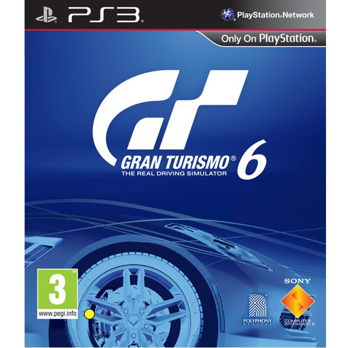Игра за конзола Gran Turismo 6, за PlayStation 3 image