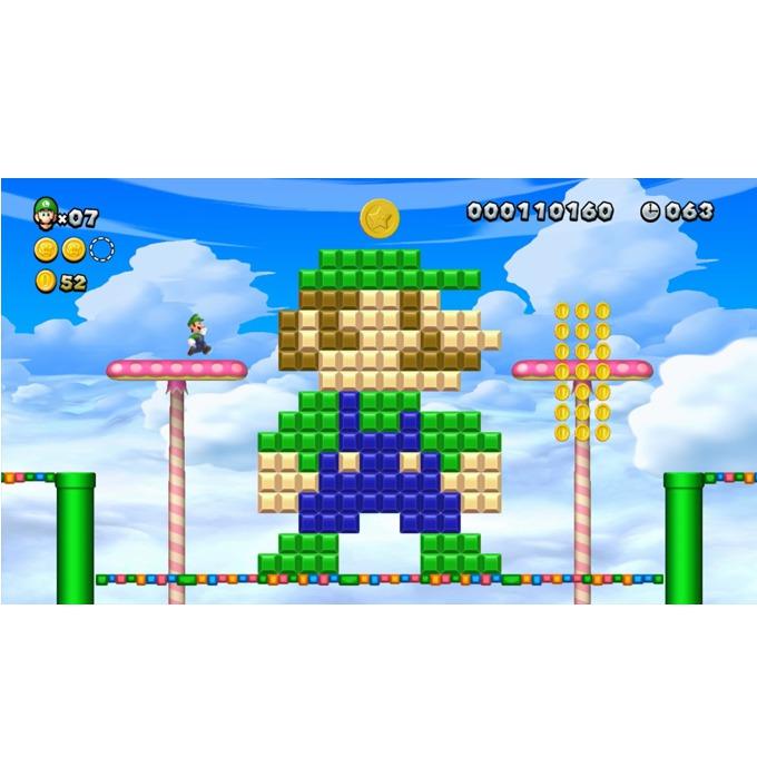 Игра за конзола New Super Luigi U, за Wii U image