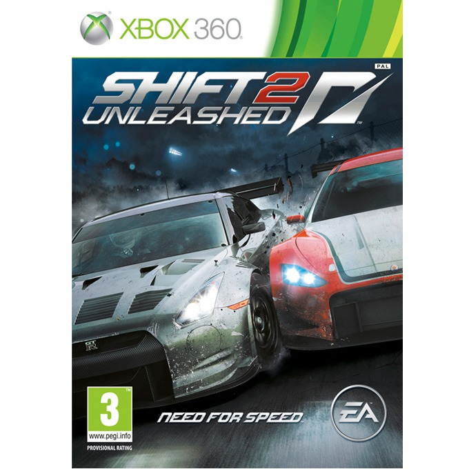 Need for Speed SHIFT 2: Unleashed, за XBOX360 image