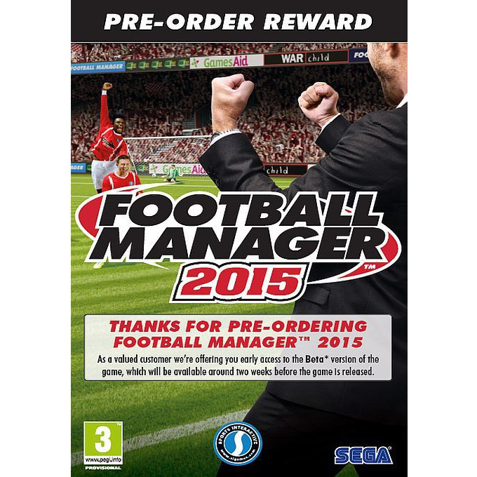 Football Manager 2015, за PC image