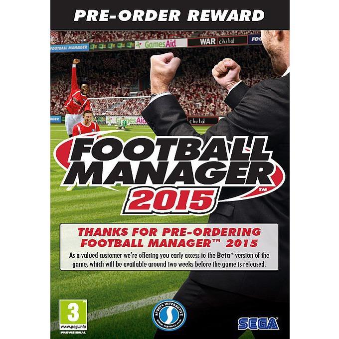 Игра Football Manager 2015, за PC image