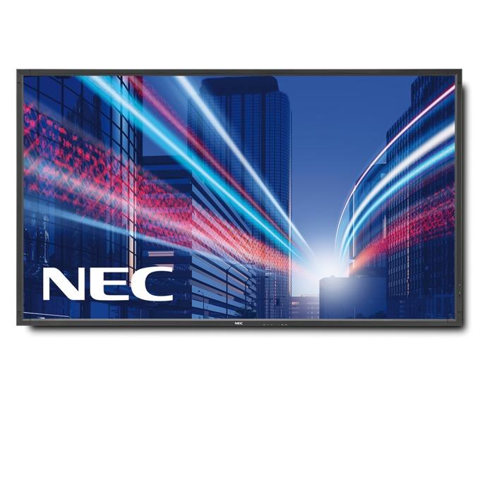 "Публичен дисплей NEC E805, 80""(203.2 cm), Full HD LED, VGA, HDMI, DVI-D, DisplayPort, RS232, LAN image"