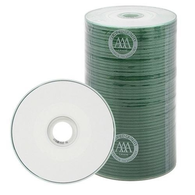 CD-R 200MB, Estillo Printable, 1 бр. image