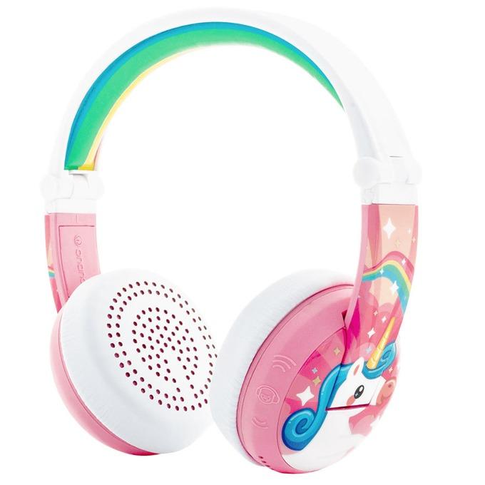 BuddyPhones WAVE UNICORN pink BT-BP-WV-UNICORN product