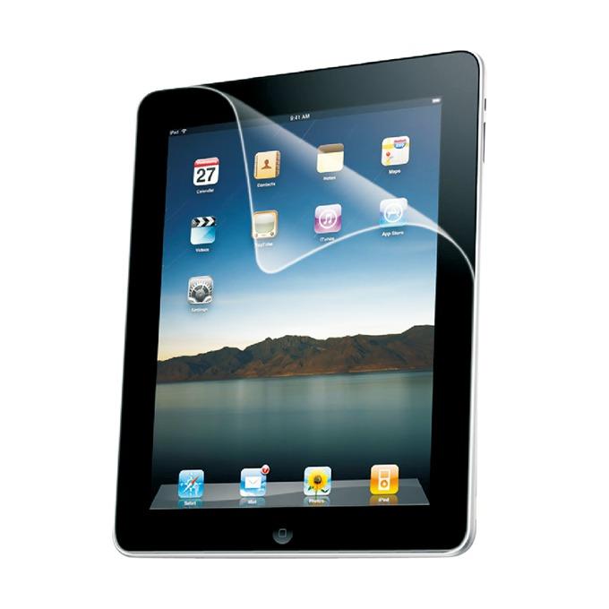 Защитно фолио за LogiLink AA0009 за iPad 2, прозрачно image