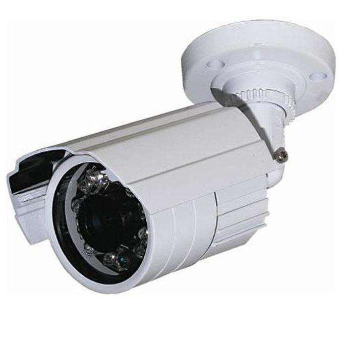 Privileg BE-IRI60 водоустойчива камера, 600TV Lines, обектив 3.6mm/F2.0, IR осветеност до 20м. image