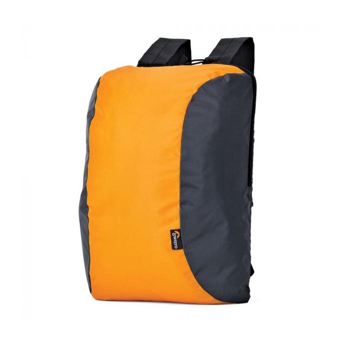 """Раница за лаптоп Lowepro Sleevepack 13, до 13"""" (33.02 cm), черна/оранжев image"""