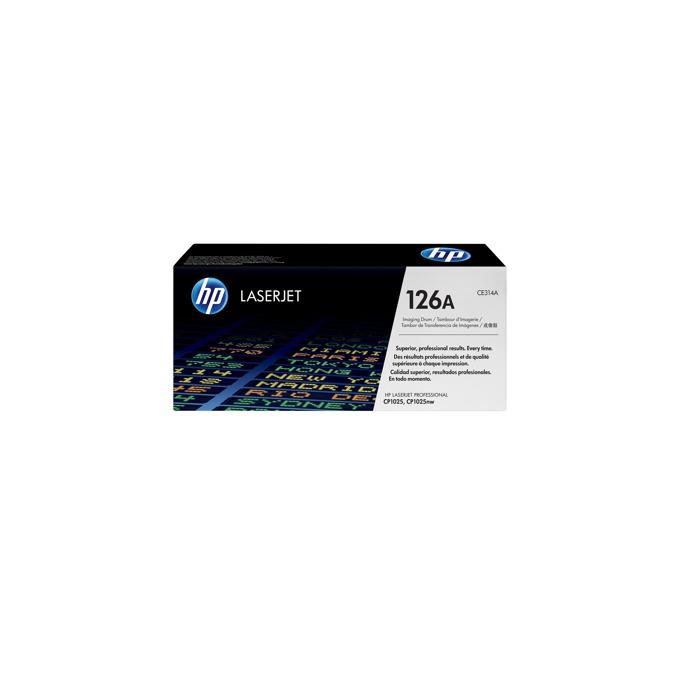 БАРАБАН ЗА HP COLOR LASER JET CP1025/1025NW/HP126A Print Cartridge - Imaging Drum - P№ CE314A заб.: 7000k color/14000k black image