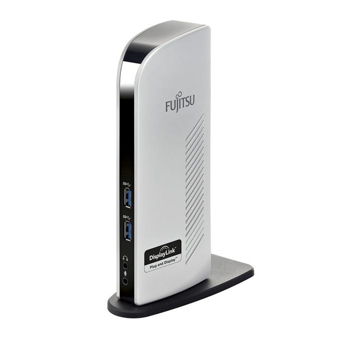Fujitsu PR08, порт репликатор за лаптоп, USB 3.0 image