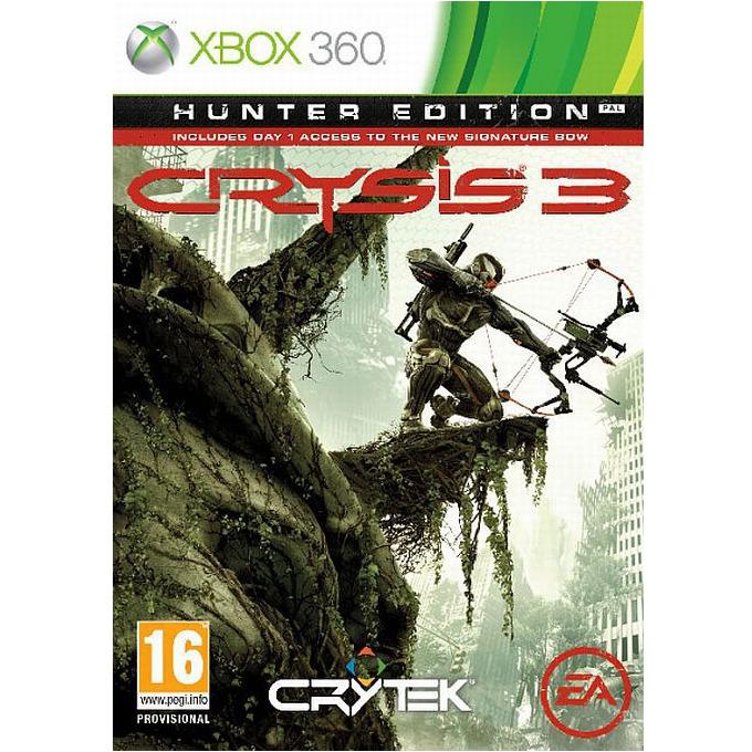 Игра за конзола Crysis 3 Hunter Edition, за XBOX360 image