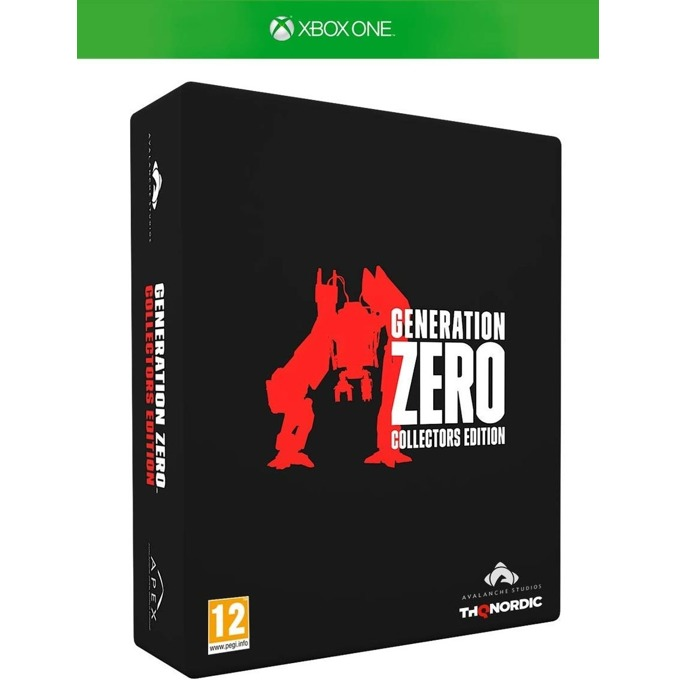 Игра за конзола Generation Zero - Collector's Edition, за Xbox One image