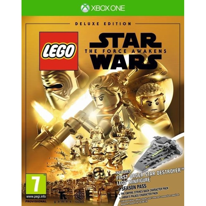 LEGO Star Wars The Force Awakens Deluxe Edition 1, за Xbox One image