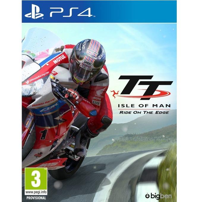 Игра за конзола TT Isle Of Man: Ride on the Edge, за PS4 image