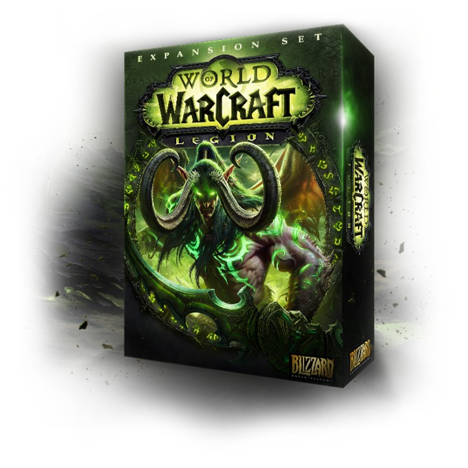 Игра World of Warcraft: Legion, за PC image