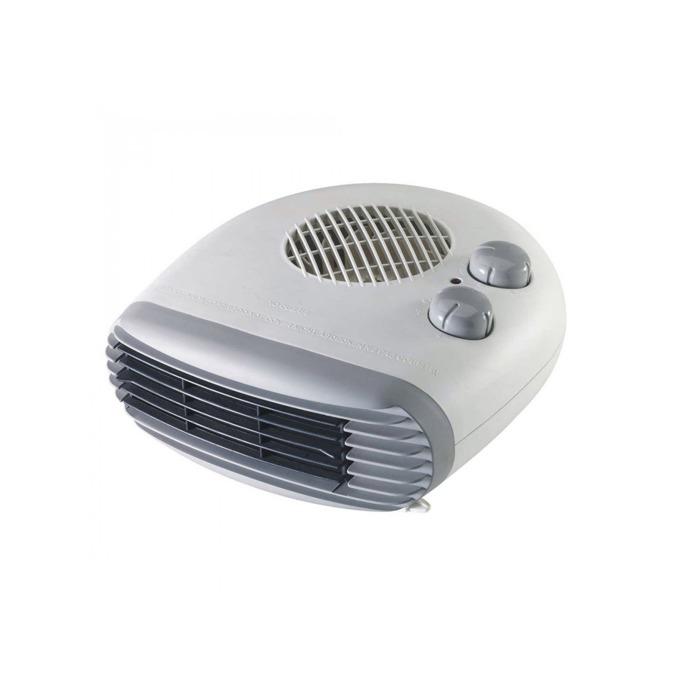 Вентилаторна печка Sapir SP 1970 R, 3 степени, студен въздух, защитен термостат, 2000W, бяла  image