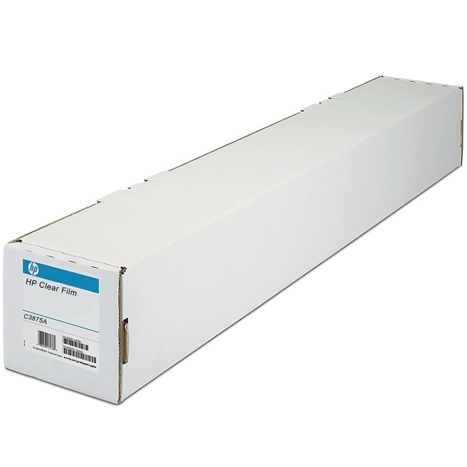 HP Clear Film C3875A product