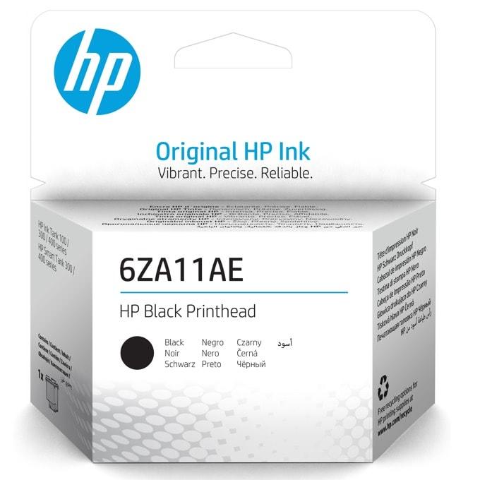 HP Black Printhead 6ZA11AE  product