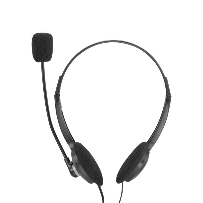 Слушалки Acme CD602MV, микрофон, 3.5mm jack, черни image