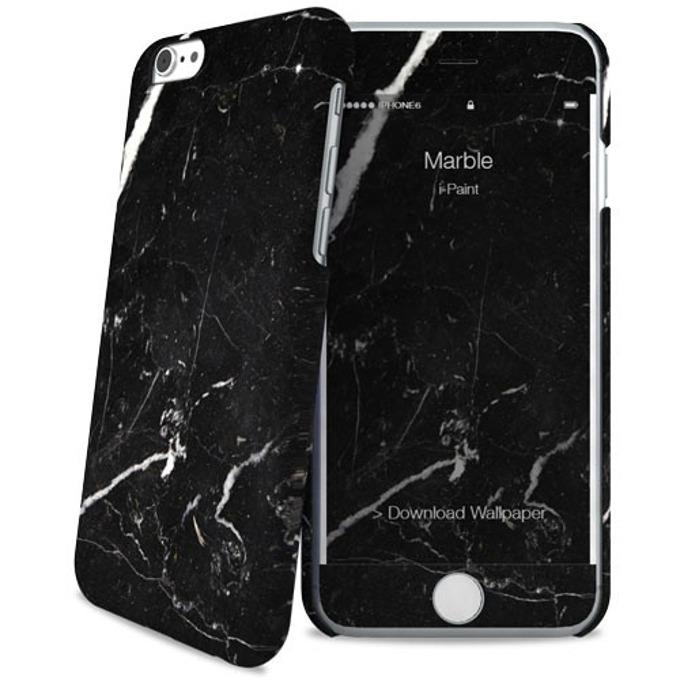 Протектор iPaint Marble HC Case за iPhone 6/6s image