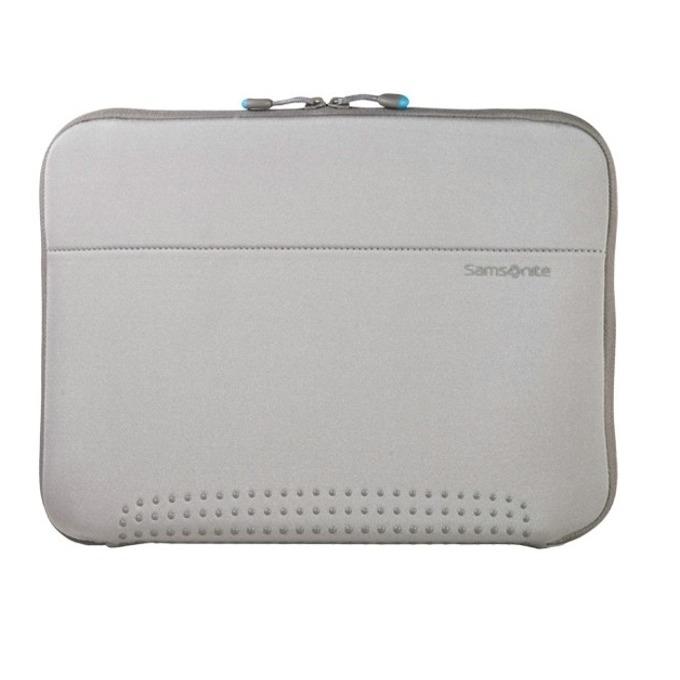 """Калъф за лаптоп Samsonite NETBOK SLEEVE, до 9"""" (22.9 cm), """"тип джоб"""", сребрист image"""