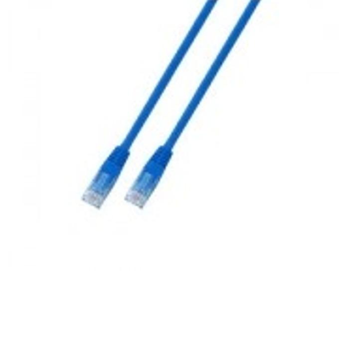 Пач кабел Data Optics, FTP, cat.6, 1m, син image