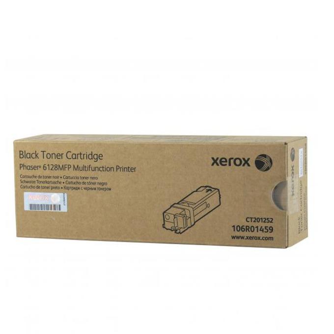 КАСЕТА ЗА XEROX Phaser 6128 - Black - P№ 106R01459 - заб.: 3100k image