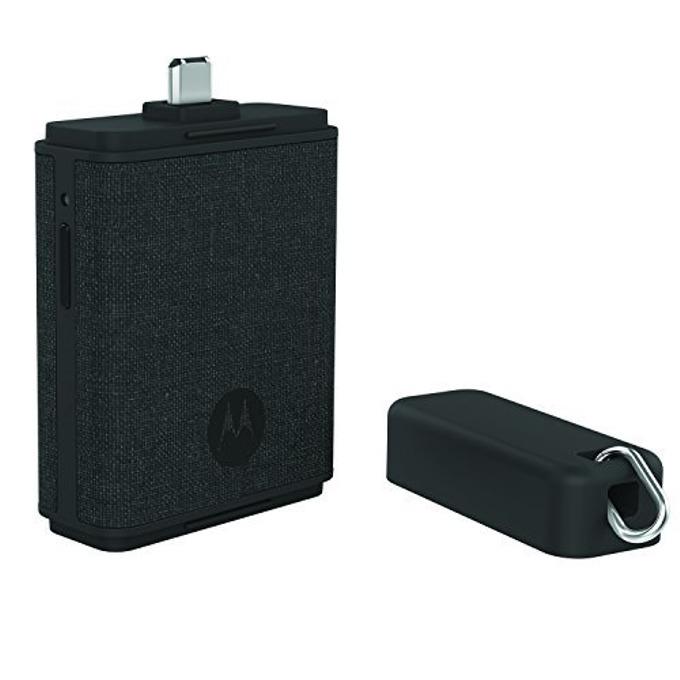 Външна батерия/power bank Motorola Micro, 1500 mAh, черна image
