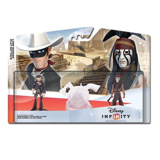 Disney Infinity Set - Lone Ranger, за PS3/PS4, Wii U, XBOX 360/XBOX ONE, PC image