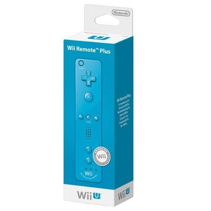 Контролер за Nintendo Wii U Plus, син image